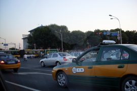 Beijing taxi