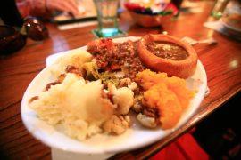edinburgh food