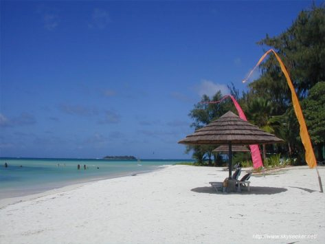 micro-beach