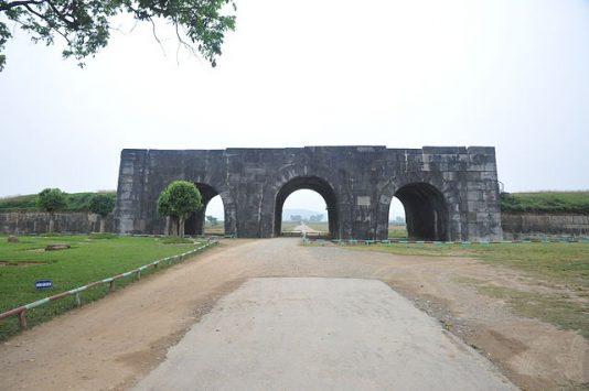 胡朝の城塞