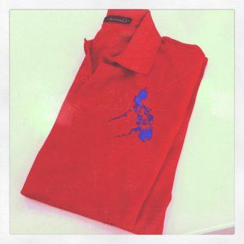 フィリピンのTシャツ