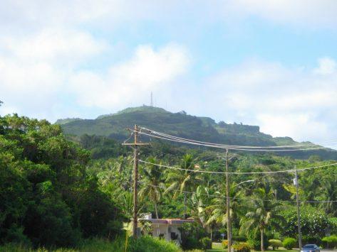 Mt.Tapochau