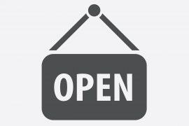 オープンのアイコン