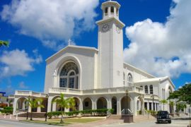 Agana Cathedral-Basilica (Dulce Nombre de Maria Cathedral-Basilica)