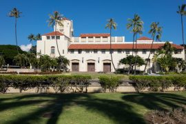 Honolulu Hale(Honolulu City Hall)