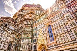 フィレンツェから行ける世界遺産