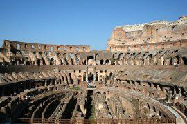 ローマの世界遺産