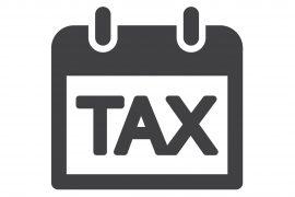 税(TAX)のアイコン