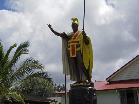 King Kamehameha Statue (Kapaau)