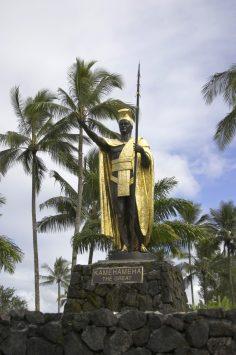 King Kamehameha Statue (Hilo)