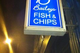 Baileys Fish and Chips