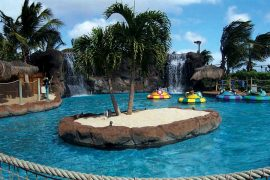 Maui golf and sports park