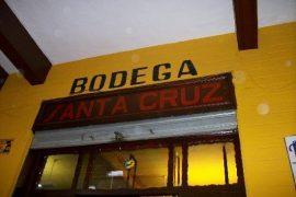 Bodega Santa Cruz