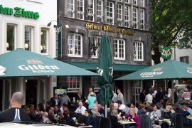 Famous food in Cologne and Dusseldorf