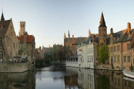 Famous food in Bruges