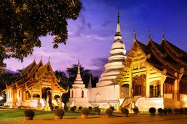 Famous food in Chiangmai
