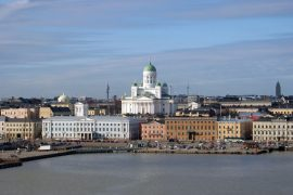 Famous food in Helsinki