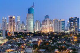 sightseeing in Jakarta