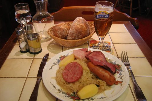 Famous food in Mainz