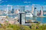 ロッテルダムの街並み