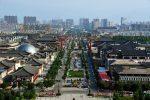 Famous food in Xian