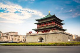 sightseeing in xian