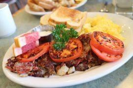 デンバーに行ったらまず食べたいのが牛肉ステーキ