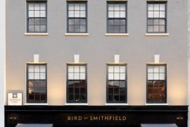 ロンドンのレストランBird of Smithfield