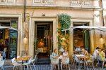 ローマのレストランOsteria Cybo Wine and Cocktail Bar