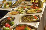 アムステルダムRestaurant Syrianaの料理