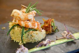 フィレンツェristorante baccarossaの料理