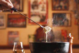 マレーシアクアラルンプールCHALET SUISSE RETAURANTの料理