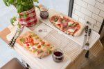 フィレンツェMangia Pizzaの料理