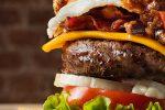 イタリアミラノRock Burgerの料理