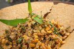 ベトナムホーチミンSan may vegetable restaurantの料理