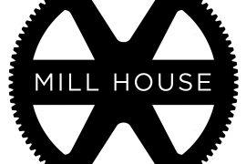 ハワイマウ島のthe-mill-houseのロゴ