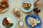 オーストラリアシドニーEssen Restaurantの料理