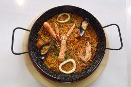 タベルナ・ラ・エスペラの料理