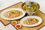 タイバンコクAn An Laoの料理