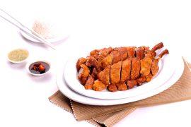 タイバンコクBaan Rub Rongの料理