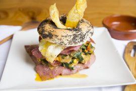スペインバルセロナCal Marius 449の料理
