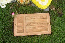 アイルトンセナが眠っているお墓