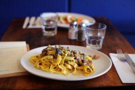 オーストラリアマンリーDeVita Restaurantの料理