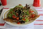 オーストラリアシドニーFour Frogs Creperie Circular Quayの料理