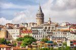 イスタンブール旧市街の展望台、ガラタ塔