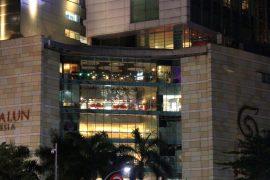 グランド インドネシア モールの夜景と外観