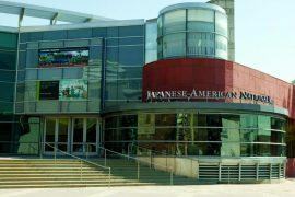 ジャパニーズ アメリカン ナショナル ミュージアムの入り口