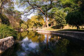 ロディ ガーデンの美しい自然