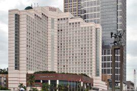 プラザ インドネシアとグランドハイアットホテル