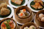 タイバンコクエンポリアレストランの料理